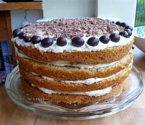 Tiramisu Cake Recipe — Dishmaps