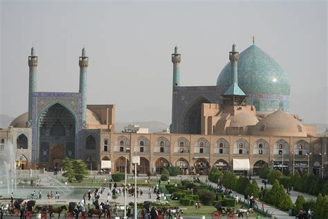 Royal Mosque Isfahan Iran