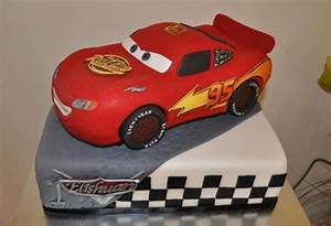 Lightning McQueen – Elishuan « Eat That Cake – Cakes by