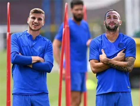 Timo Werner and Hakim Ziyech finally joined Chelsea team ...