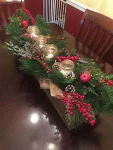37, Exquisite, Mason, Jar, Christmas, Centerpieces