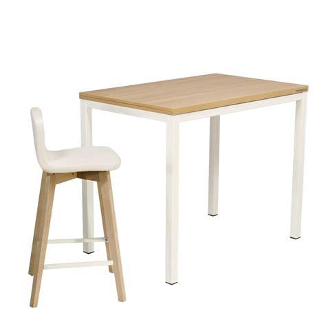 hauteur table cuisine pied de table hauteur 100 cm maison design bahbe com