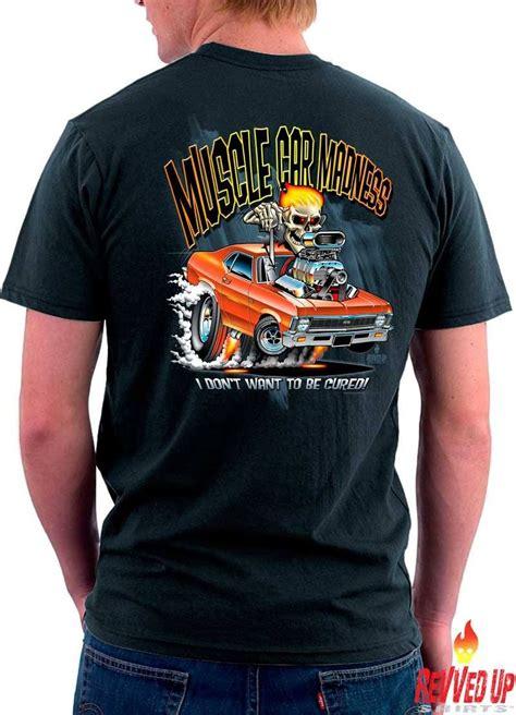 Chevy Nova Parody Muscle Car Madness Shirt | Muscle cars, Shirts, Muscle