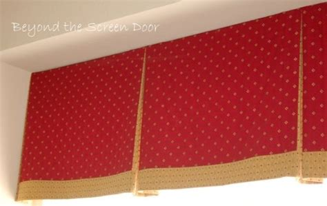 box pleated board mounted valance curtains  drapes