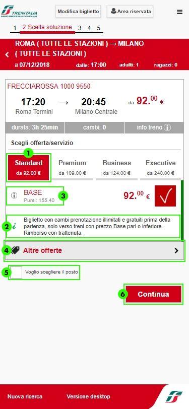 Trenitalia Mobile Orari E Prezzi by Come Acquistare Da Mobile Il Biglietto Trenitalia