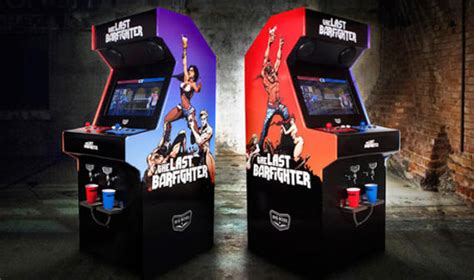 The Last Bar Fighter Arcade Machine That Should Be Mine