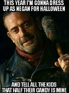 10+ images abou... Funny Negan Quotes