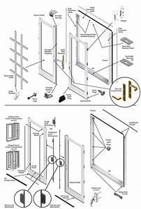 Astragal Door Parts  U0026 Flush Bolts U0026 Astragal Parts Sc