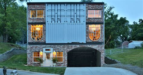 Shipping Container House Lets  Owners  Mortgage