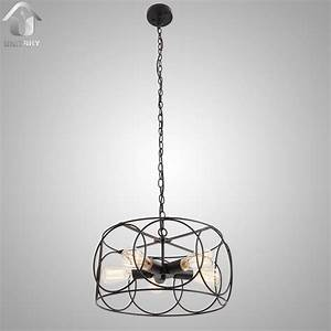 black vintage barn metal shade hanging ceiling chandelier With barn style ceiling lights