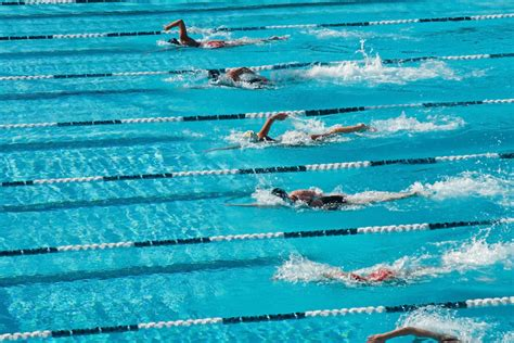 distance  stroke  faster   pool  fall