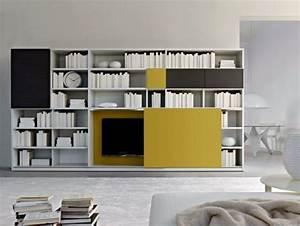 Meuble Tv Tendance : salon design 50 id es sur le mobilier tendance en 2015 ~ Premium-room.com Idées de Décoration