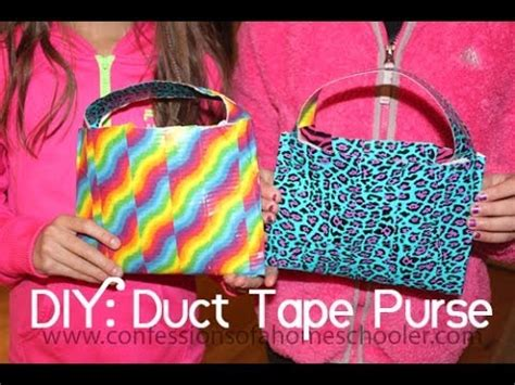 Diy Duct Tape Purse Tutorial Youtube Watermelon Wallpaper Rainbow Find Free HD for Desktop [freshlhys.tk]