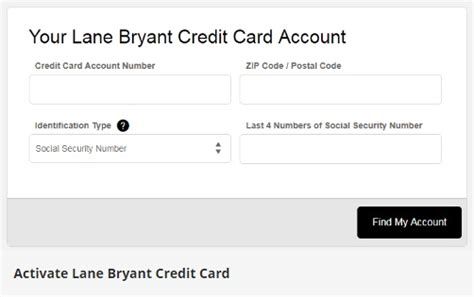 Check spelling or type a new query. Lane Bryant Credit Card Login, Make Payments & Apply