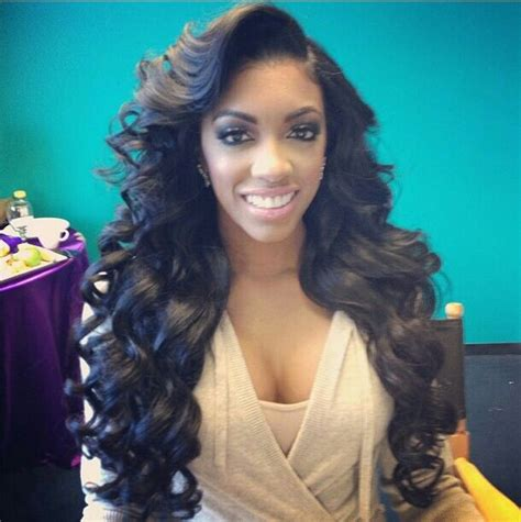 pin by mabie kimba on celebrity sew in hairstyles black