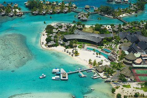 Intercontinental Moorea Resort And Spa Beachfront 4 Star