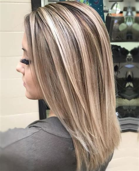gorgeous blonde hair color trends  fall  hair