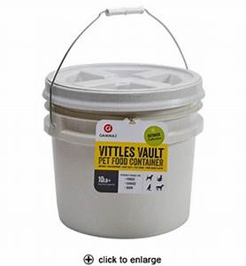 vittles vault 10 pet food container With ant proof dog food container
