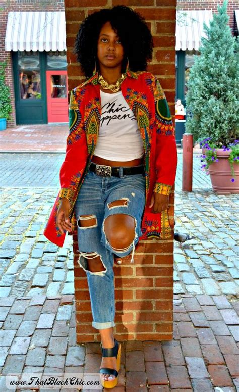 20 People Who Totally Slayed The Dashiki Look u2013 OMGVoice Fashion