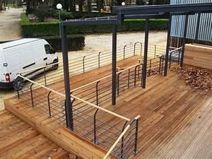 Garde Corp Terrasse : rampe terrasse ~ Melissatoandfro.com Idées de Décoration
