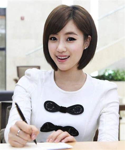 popular korean short hairstyles  teens korean haircuts