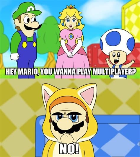 Grumpy Mario Grumpy Cat Know Your Meme