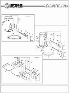 State Industries Water Heater P6 30 20t1 User Guide