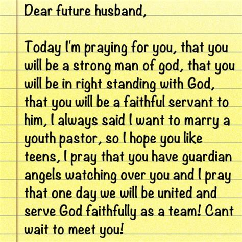 dear future husband letters so for all those single write letters to 21316   0d2aa26f184aff626ecc89757b52d94d