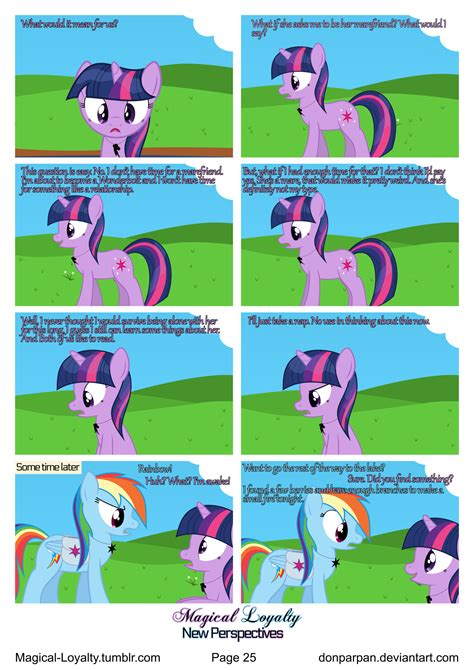 Magical Loyalty  New Perspectives Page 25 By Waveywaves