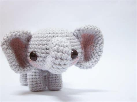 crochet elephant crochet elephant 12 amigurumi patterns to stitch