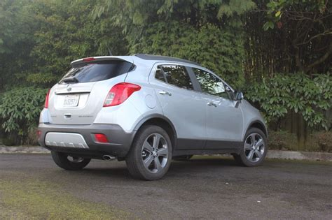 Price Of 2014 Buick Encore by 2014 Buick Encore Pictures Photos Gallery Green Car Reports