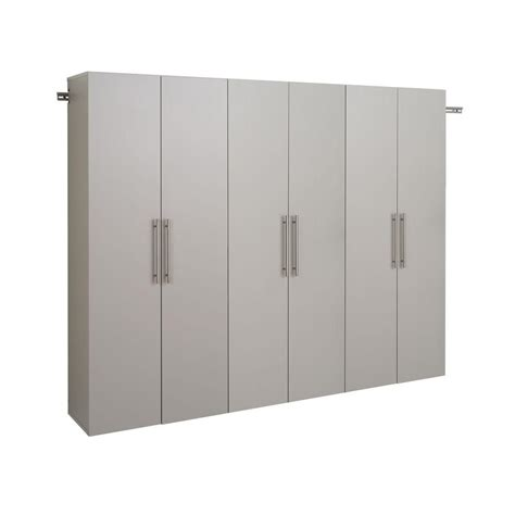 Storage Cabinets Home Depot Canada by Prepac Hangups 90 Inch Storage Cabinet Set D 3pc The