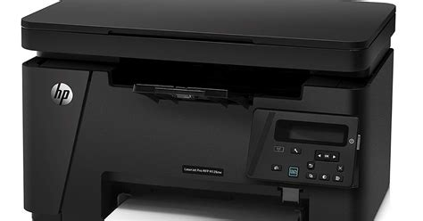 The printer software will help you: HP LaserJet Pro MFP M126nw Driver Downloads | Download Drivers Printer Free
