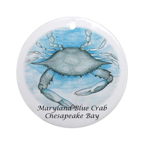 07653 Blue Crab Bay Discount Code chesapeake bay blue crab ornament by theperfectgift