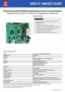 Compex Systems Wpj558 Wireless Access Point User Manual