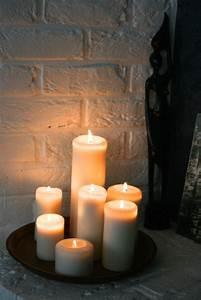 Plateau Pour Bougie : le temps du cocooning le temps des bougies ~ Teatrodelosmanantiales.com Idées de Décoration