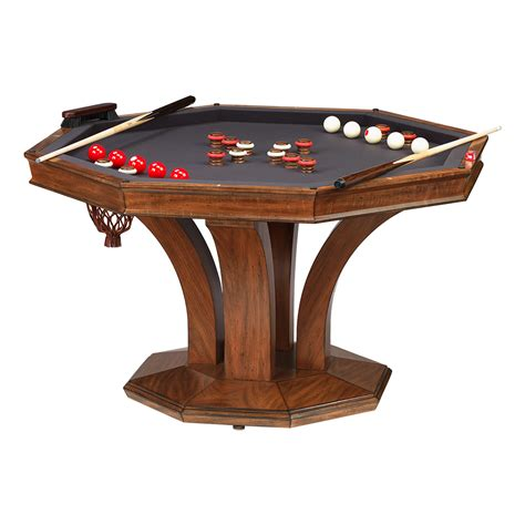 octagon game table plans darafeev treviso octagonal poker dining bumper pool table