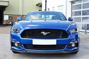Classic NEW FORD MUSTANG (S550) GT LIGHTNING BLUE WITH ... for sale - Classic & Sports Car (Ref ...