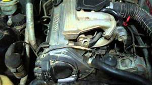 Bmw E36 316i M40 Engine Sound