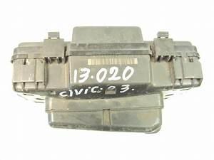 2001 2002 2003 Honda Civic 2dr Engine Fuse Relay Box Unit