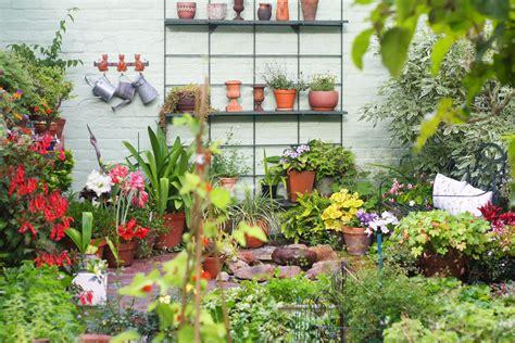 66 Square Feet (plus) Small Gardens
