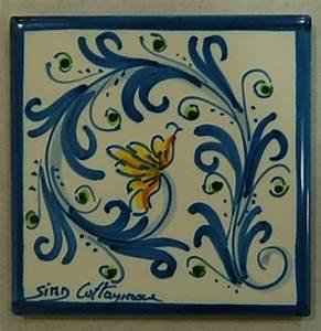 Piastrelle 10 X10 Ceramica Caltagirone ~ Idee Creative di