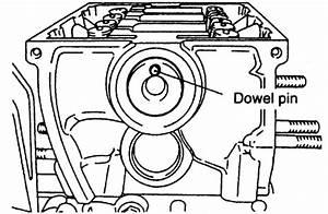 1997 Mitsubishi Montero Sport Timing Belt Diagram