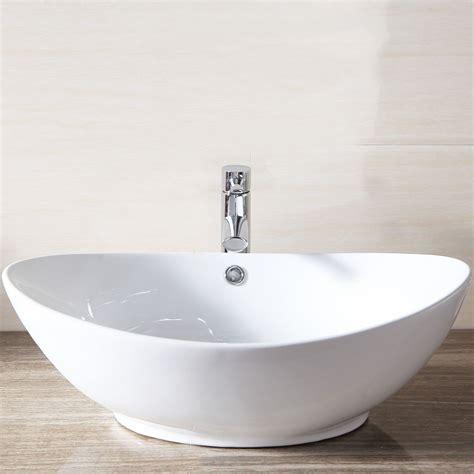 Porcelain Sink by Bathroom Porcelain Ceramic Sink Vessel Vanity Basin Bowl