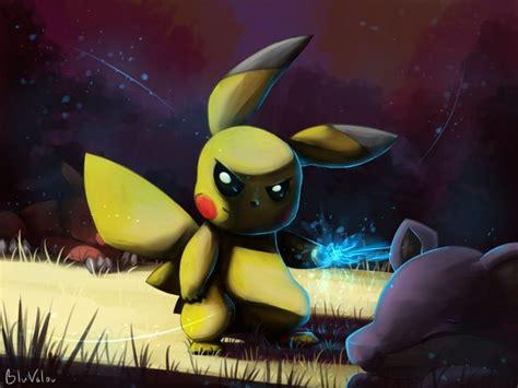 evil pika pikachu  jkzpldeviantartcom