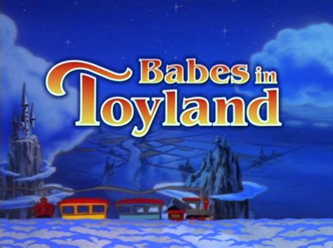 fairly odd christmas in toyland 1997 christmas specials wiki