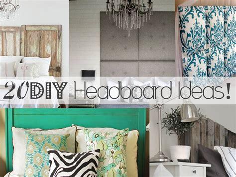 Ideas For Diy Headboards by 20 Diy Headboard Ideas 187 Inspiration