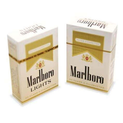 From Light to Gold, Marlboro Irks FDA | News and Features ...