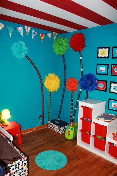 Dr Seuss Bedroom Decor 116 best dr seuss style and decor images on