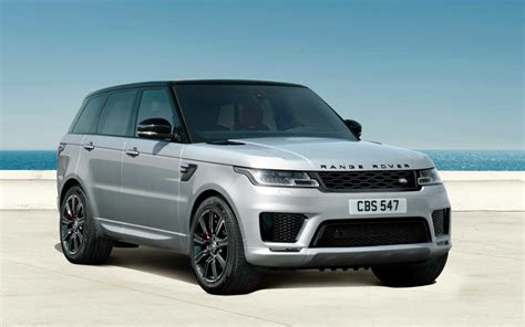 2020 Land Rover Sport by Land Rover Range Rover Sport Hst 2020 Suv Drive